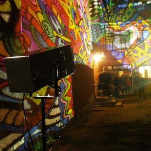 Night Projection fényfestés: Ön megálmodja, mi megcsináljuk!